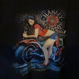 2014 Harley Davidson t-shirt